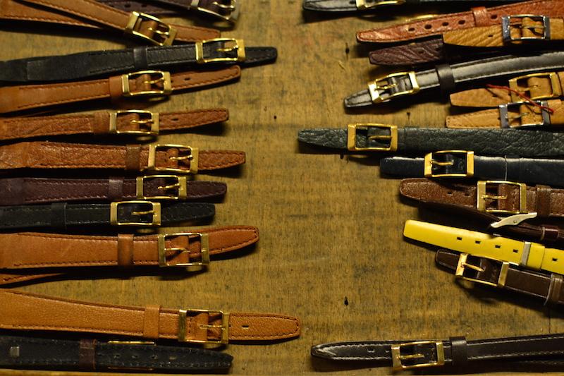 Visite insolite à Saint-Quentin Bracelets pour montres