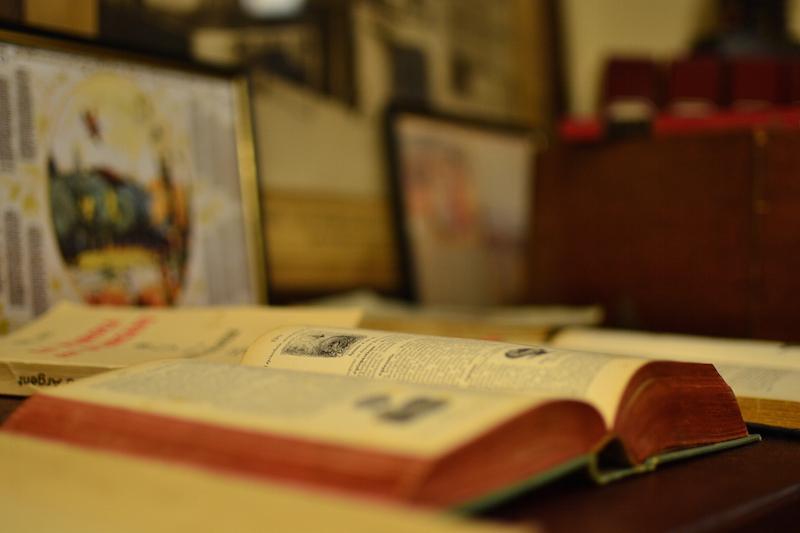Visite insolite à Saint-Quentin Librairie