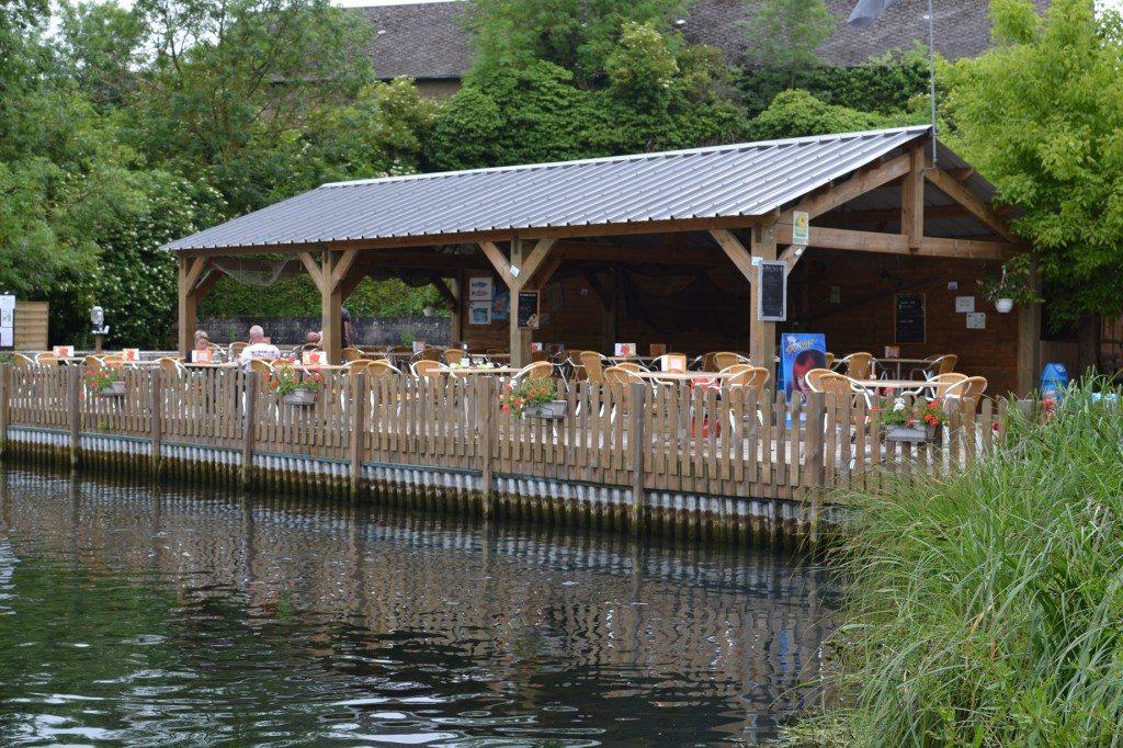 brasserie pisciculture de pêche restaurant somme picardie