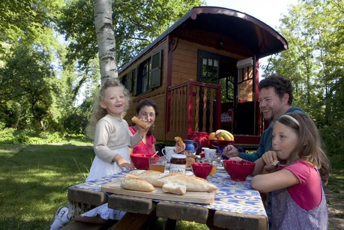 petit-dejeuner-en-famille