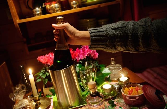weekend insolite romantique anniversaire de mariage champagne