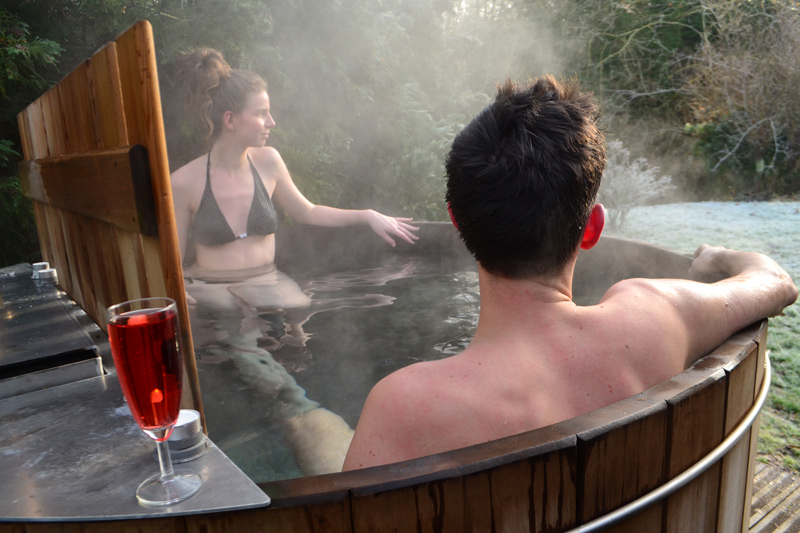 weekend bain nordique en couple