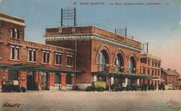 gare Saint-Quentin