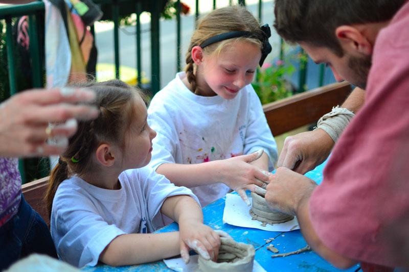 Activités pour les enfants au Musée du Vermandois