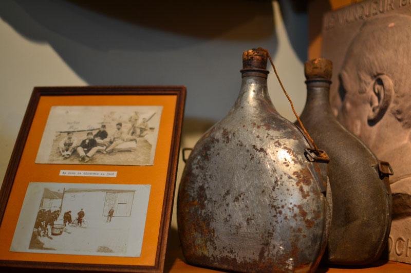 Les objets du musée