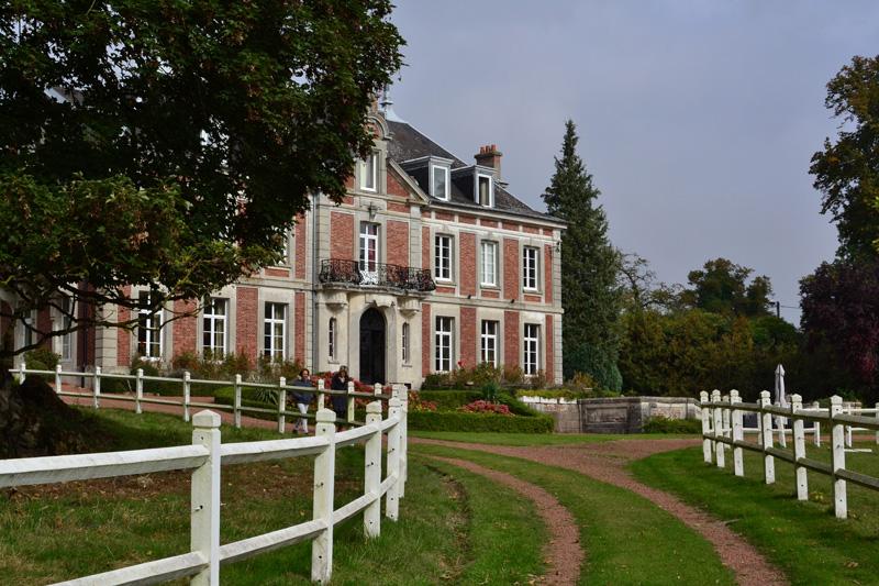 domaine de vadancourt château romantique