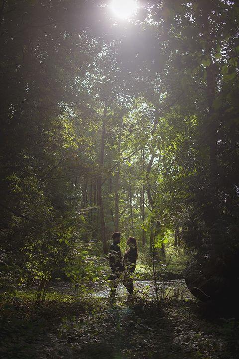 balade romantique et nature