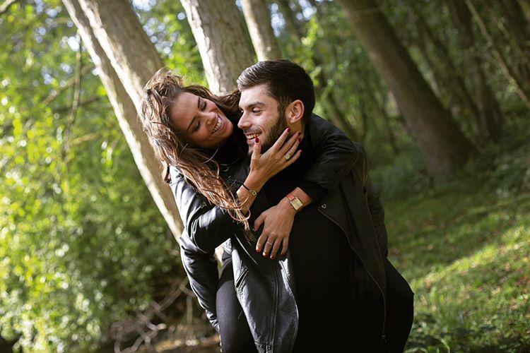 demande en mariage en amoureux