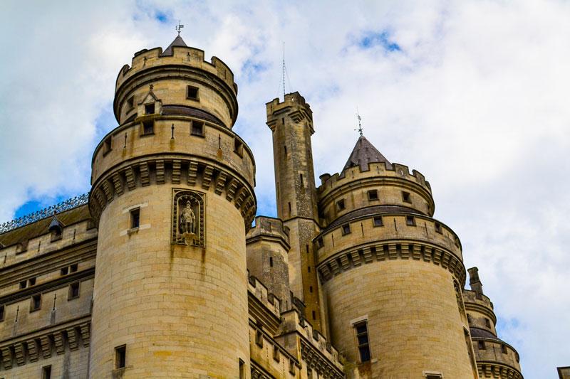 château de pierrefonds hauts de france