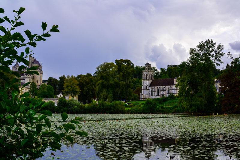 lac de pierrefonds