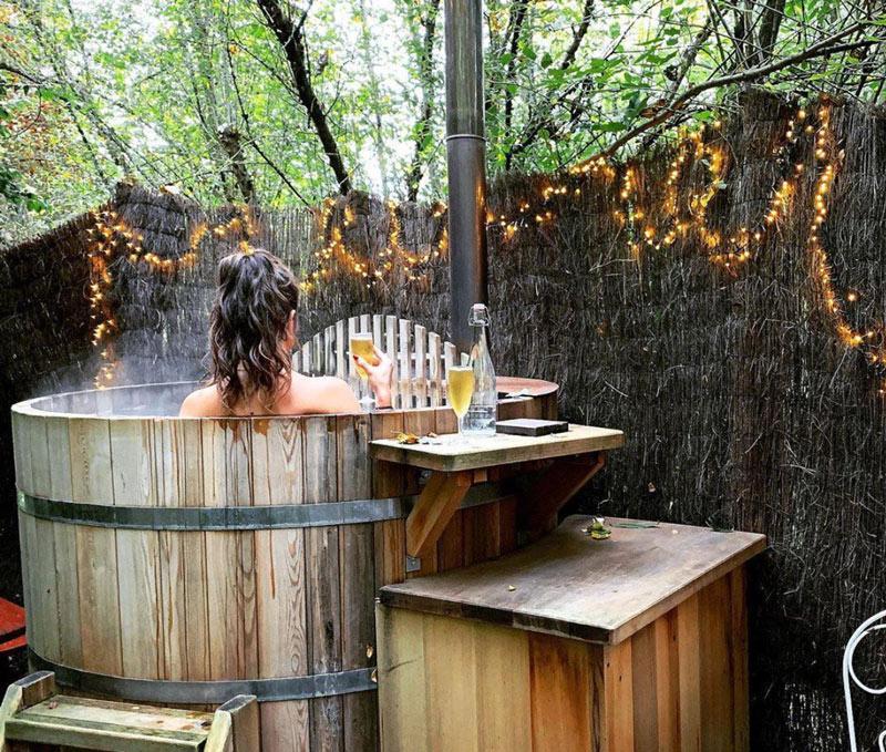 bain nordique relaxant en Picardie