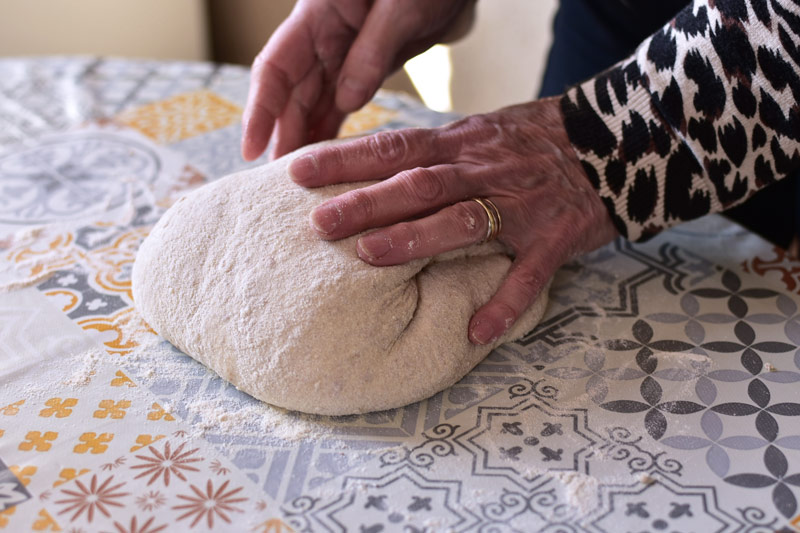 fabrication de pain maison