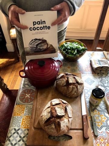 faire son pain au levain