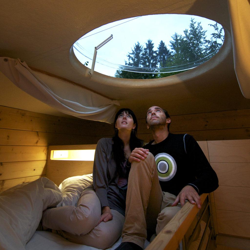 séjour romantique, lune de miel