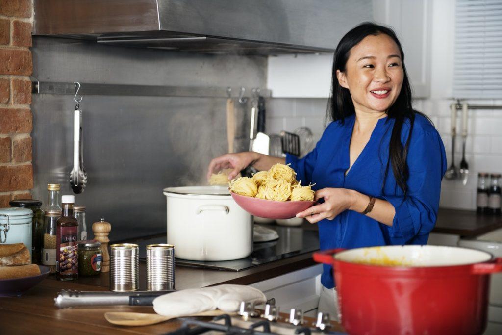 ralentir son rythme de vie au quotidien cuisiner ses repas