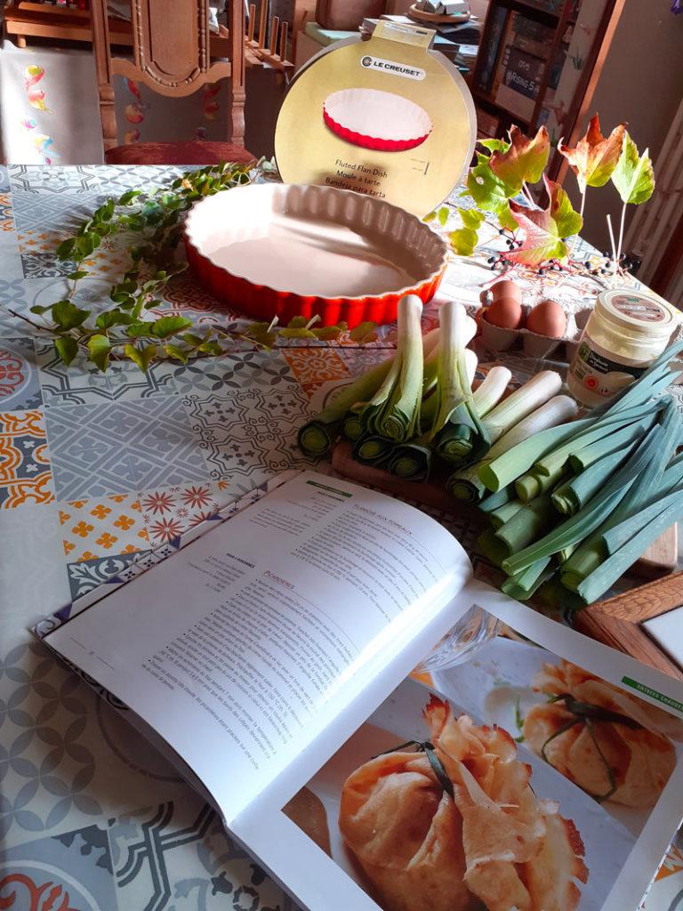 recette flamiche traditionnelle